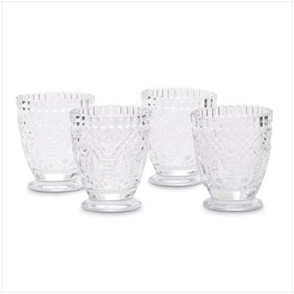 36489 Parisian Glass Set