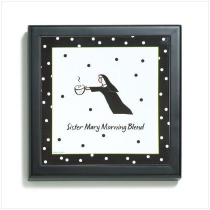 36552 Nun Road Frame Trivet