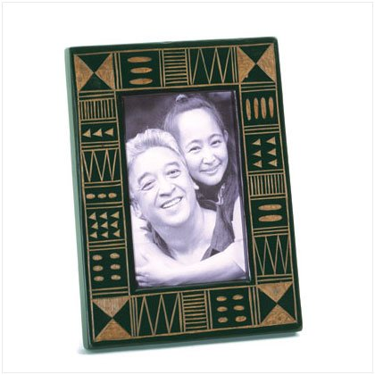 36593 Africa Inspired Photo Frame