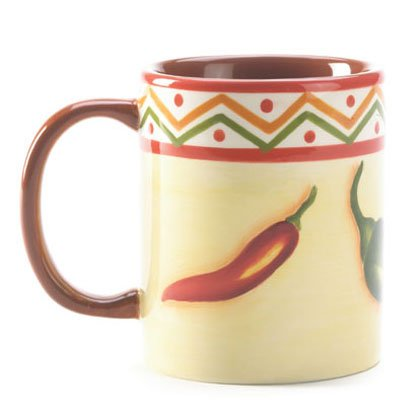 36693 Chili Pepper Mug