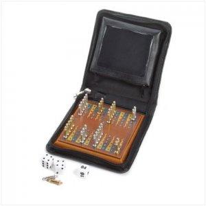 36730 Travel Backgammon & Portfolio