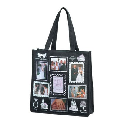 36736 Wedding Photo Tote Bag