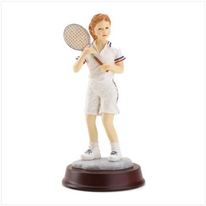 36178 Tennis Girl Figurine