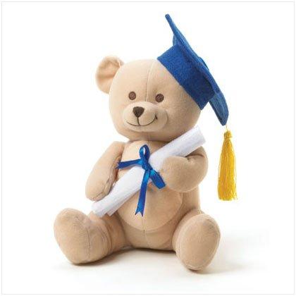 36703 Graduation Plush Bear