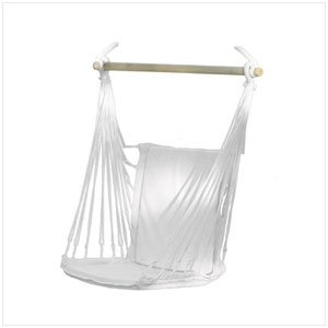 34302 Cotton Paded Swing Chair