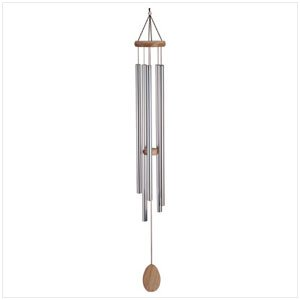 34596 Natural Wood Wind Chime