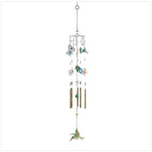 34303 Hummingbird Wind Chime