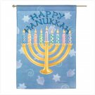 90019 Impressions Happy Hanukkah Flag