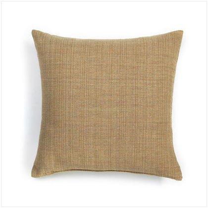 36776 Brown Bronson Tweed Pillow