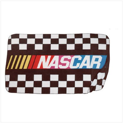 34354 NASCAR Fleece Blanket