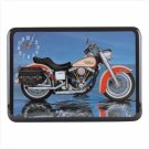 31850 Motorcycle Wall Clock