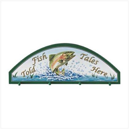35315 Fisherman's Coat Hanger