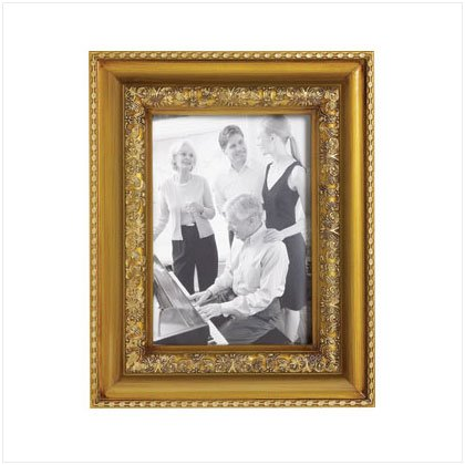 37001 Antique Gold Photo Frame