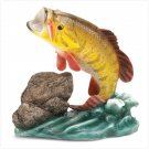 36989 Large Mouth Bass Figurine