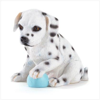 36994 Dalmatian Puppy Figurine