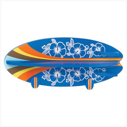 37018 Surfboard Wall Shelf