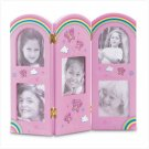 37022 Butterfly Tri Fold Photo Frame