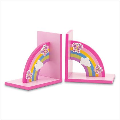 37023 Butterfly Bookends