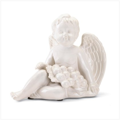 37046 Cherub Figurine