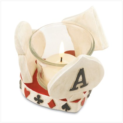 37119 Card Votive Holder