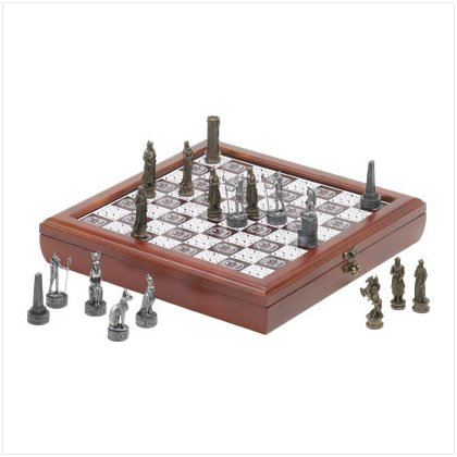 37129 Egypt Chess Set