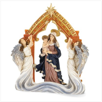 37149 Virgin Mary with Angels