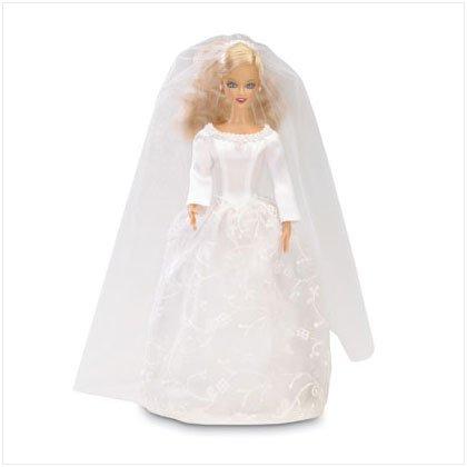 37197 Bride Fashion Doll
