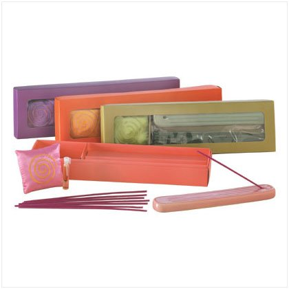 35838 Rose Aromatherapy Gift Set