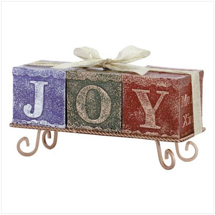31427 Joy Candle Set