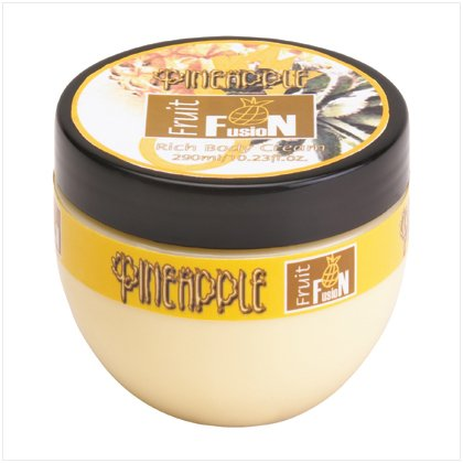37511 Pineapple Scent Body Cream