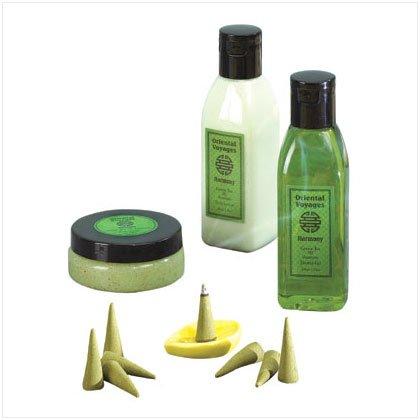 36374 Oriental Voyage Bath Gift Set