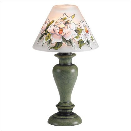 35288 Magnolia Candle Lamp