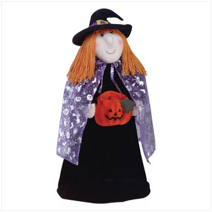 34851 Witch Plush Doll