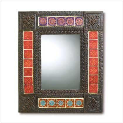 37735 Exotic Market Outdoor Mirror