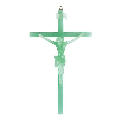 31341 Glow-in-the-Dark Crucifix