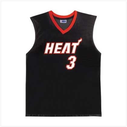 38170 NBA Dwayne Wade Jersey-Large