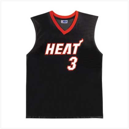 38169 NBA Dwayne Wade Jersey-Medium