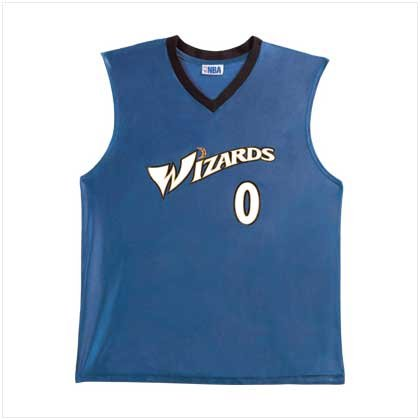 38167 NBA Gilbert Arenas Jersey-XL