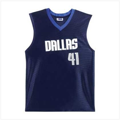 38154 NBA Dirk Nowitzki Jersey-Large