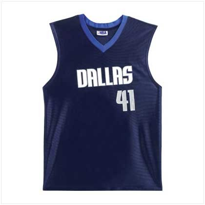 38153 NBA Dirk Nowitzki Jersey-Medium