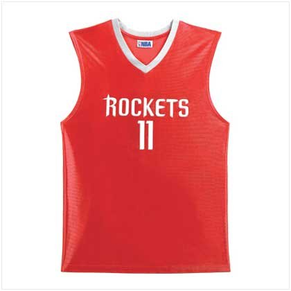 38142 NBA Yao Ming Jersey-Large