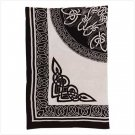 32463 Celtic Print Cotton Sheet