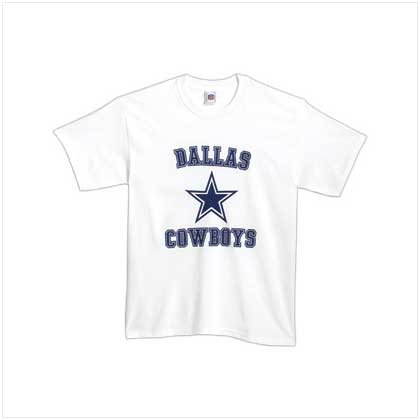 38131 NFL Dallas Cowboys T-shirt-large