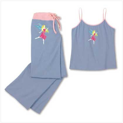 38123 Fairy Camisole PJ Set - Small