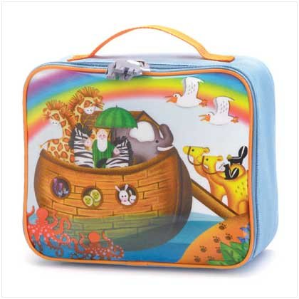 38092 Noah's Ark Lunch Tote