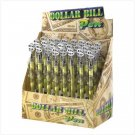 38182 2 DZ Dollar Bill Pens (Retail Price $2.49 each)
