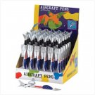 38183 3 DZ Patriotic Aircraft Pens (Retail Price $1.99 each)