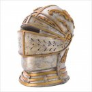 38194 Warrior Head Money Bank