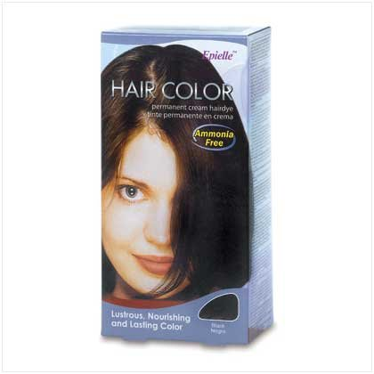 38399 Hair Color - Black - Epielle