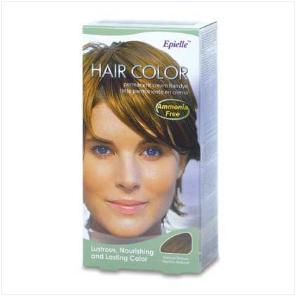 38397 Hair Color - Natural Brown - Epielle
